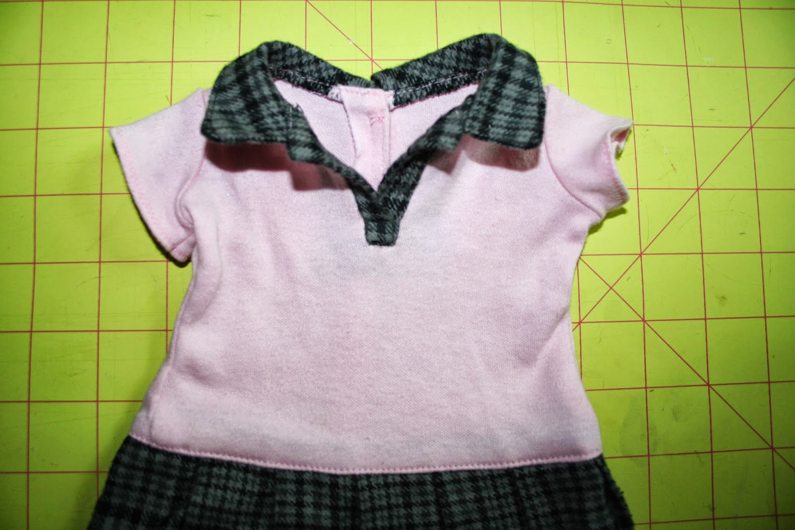 Arts And Crafts For Your American Girl Doll School Outfit For