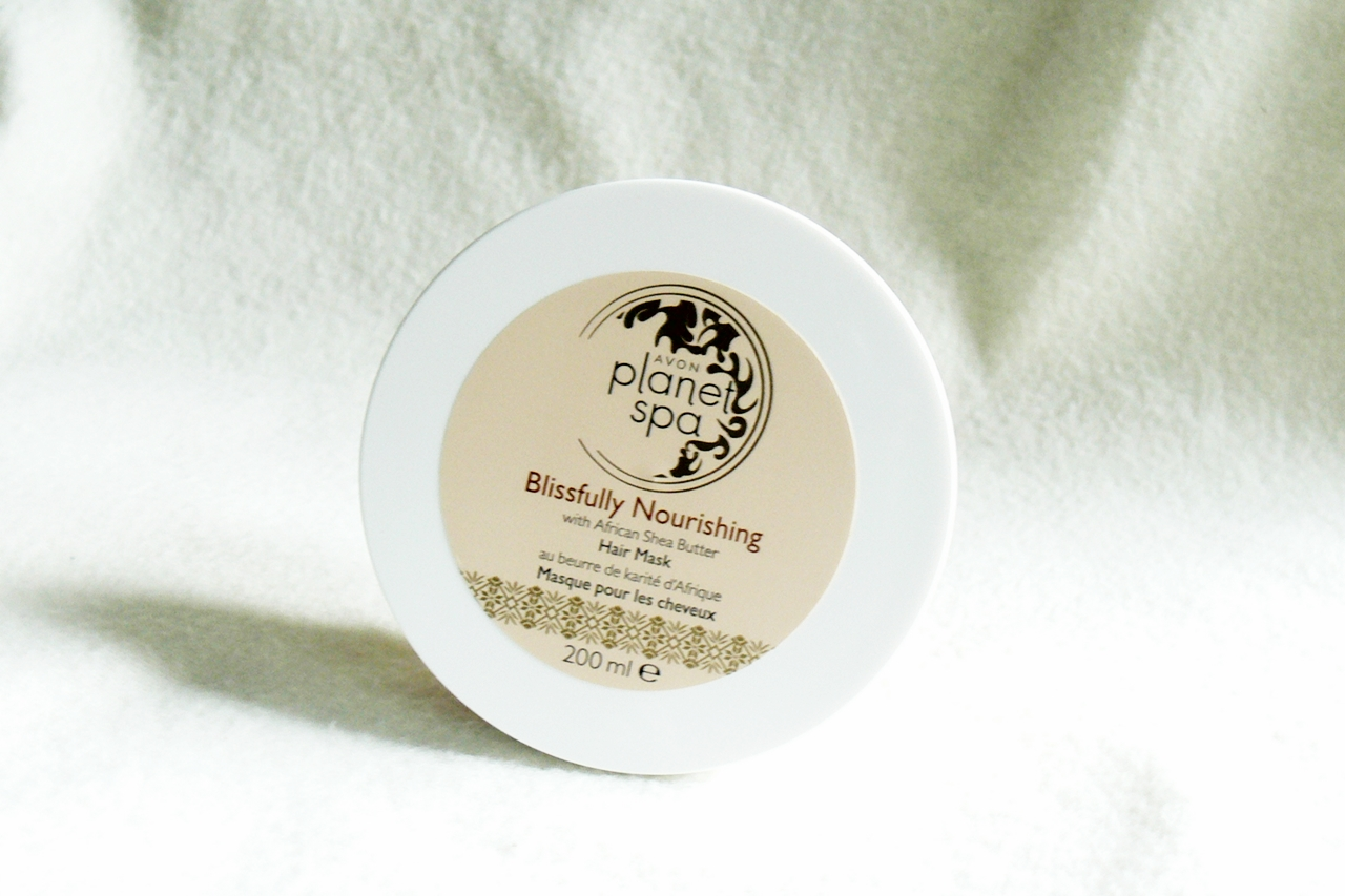 Odżywcza maska do włosów - Blissfully Nourishing, Hair Mask