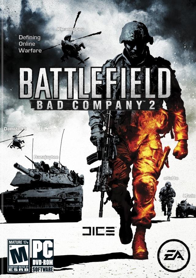 Battlefield bad company 2: PC Full + Crack
