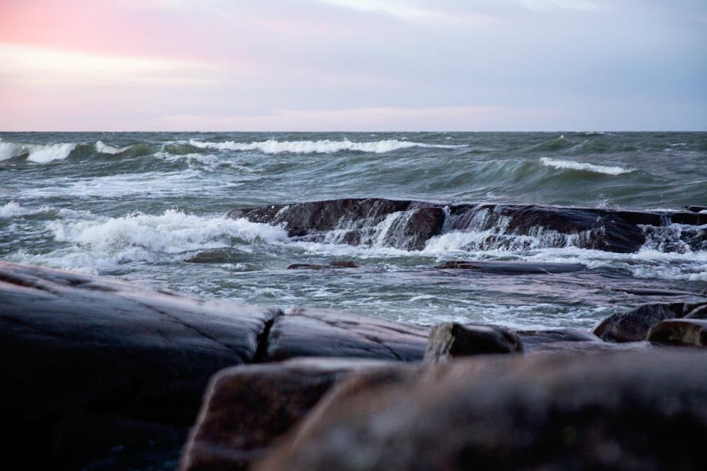 Kallo, meri, merimaisema