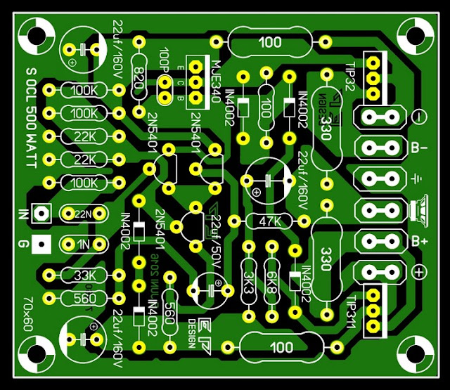 Pcb Circuit Board Scheme Layout Socl 504 | Home Wiring and Electrical Diagram