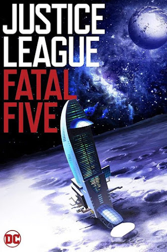Justice League vs the Fatal Five (Web-DL 720p Ingles Subtitulada) (2019)