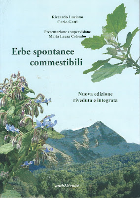 Erbe spontanee commestibili by Luciano and Gatti front cover