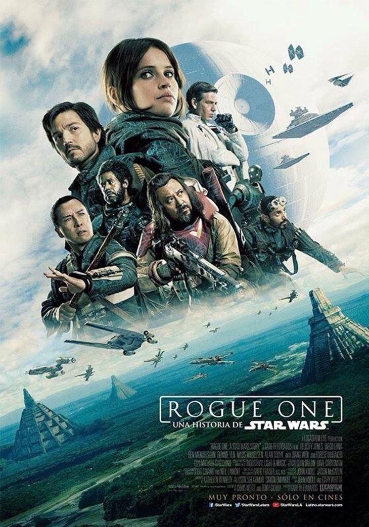 Las Rebeliones Están Construidas Con Esperanza Rogue One
