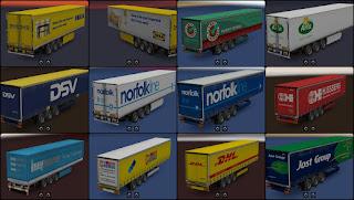 ets2 mods, recommendedmodsets2, sisl's mods, SISL's Trailer Pack, ets2 realistic mods, ets2 real trailers, sisl's trailer pack v1.32, ets 2 sisl's trailer pack screenshots3