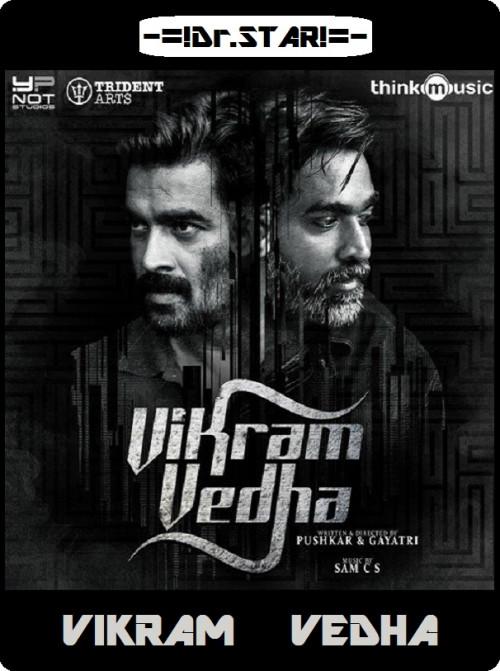 Vikram Vedha 2017 Dual Audio 720p UNCUT HDRip 1.6Gb x264
