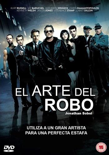 El Arte del Robo DVDRip Latino