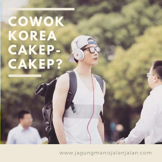 apa iya cowok-cewek korea cakep-cakep?