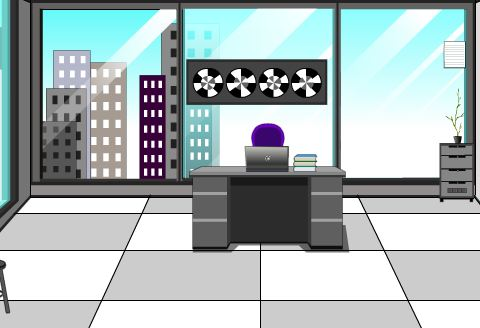 knfGame Stylish Office Room Escape