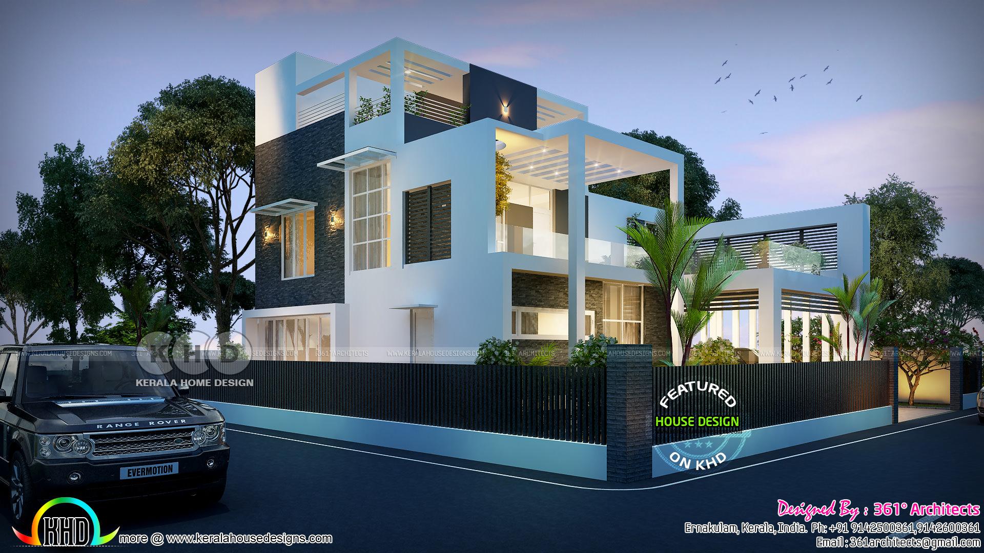please follow kerala home design - Ge Home Design