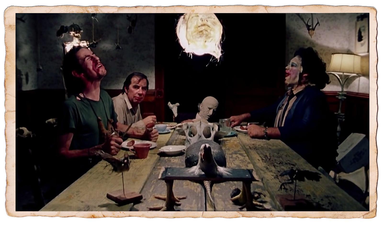 冰淇淋武士的怪物園地: 德州電鋸殺人狂(1974)