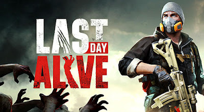 Download Last Day Alive Apk Mod TPS Zombie Survival Game