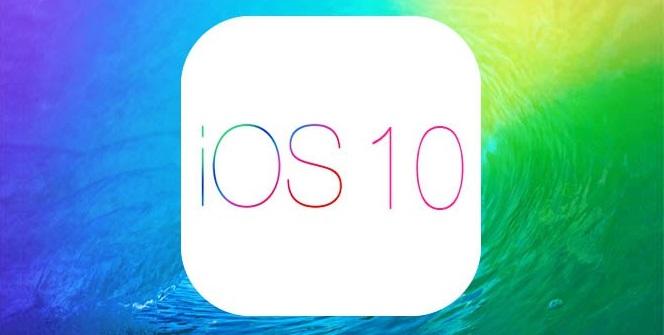 رسميًا: آبل تستعرض iOS 10 .. أكبر إصدار iOS على الإطلاق