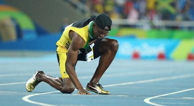 Usain Bolt es leyenda