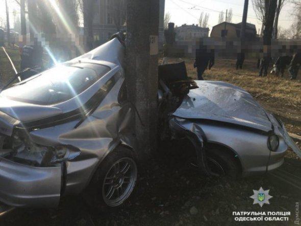 Смертельна ДТП в Одесі