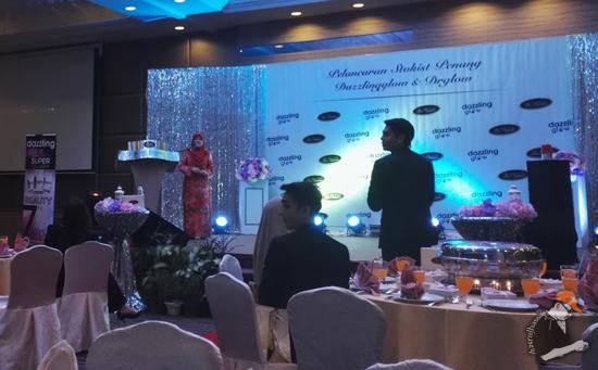 Pelancaran Stokist Dazzling Glow dan Dr Glow Penang