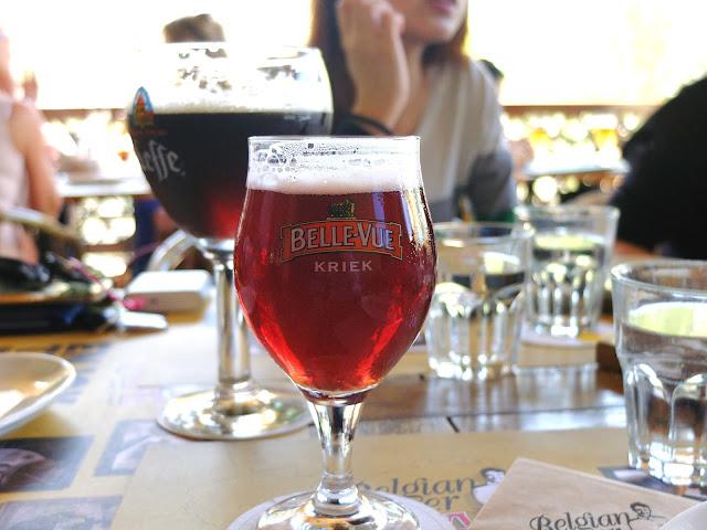 Madinat Jumeirah & Belgian Beer Café