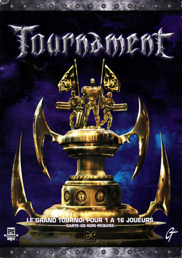 Unreal Tournament 1999 Download Cover Free Game