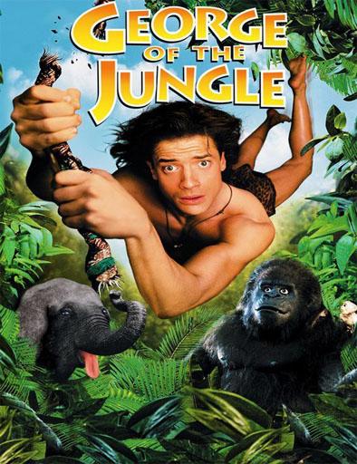 Ver George de la jungla (1997) Online