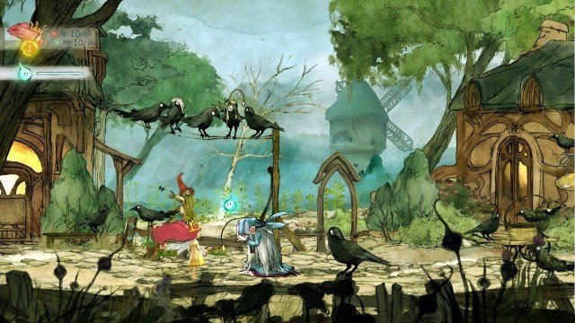 Child of Light PC Games Gameplay