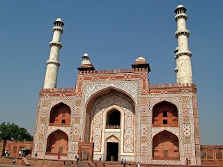The Tomb of Akbar the Great Agra