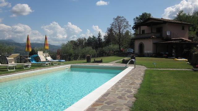 La Boraccia in Campo, Garfagnana
