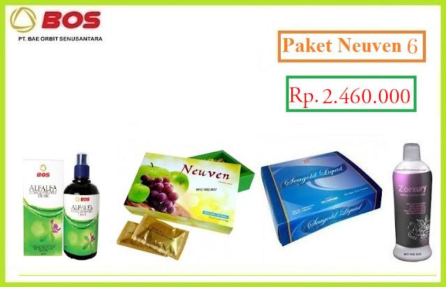 Paket Neuven + Seagold + Alfalfa + Zoexury Mixed