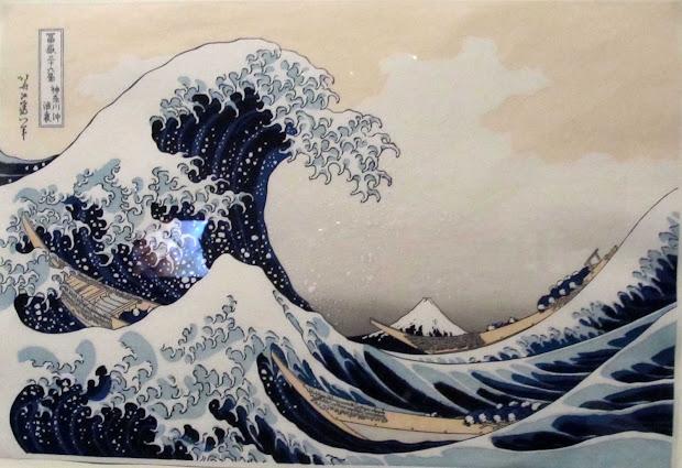 Story Hokusai Exhibit