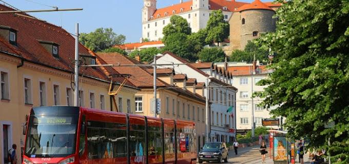 В Братиславу за круассанами