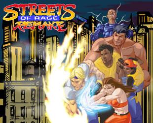 Street of Rage Remake PC Full Version