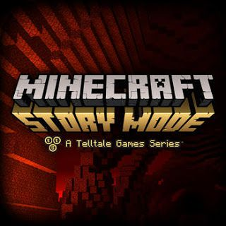 portada videojuego telltale games minecraft