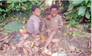 Painful stories of Nigerian children branded 'witches' and left to die in Crossriver & Akwa Ibom