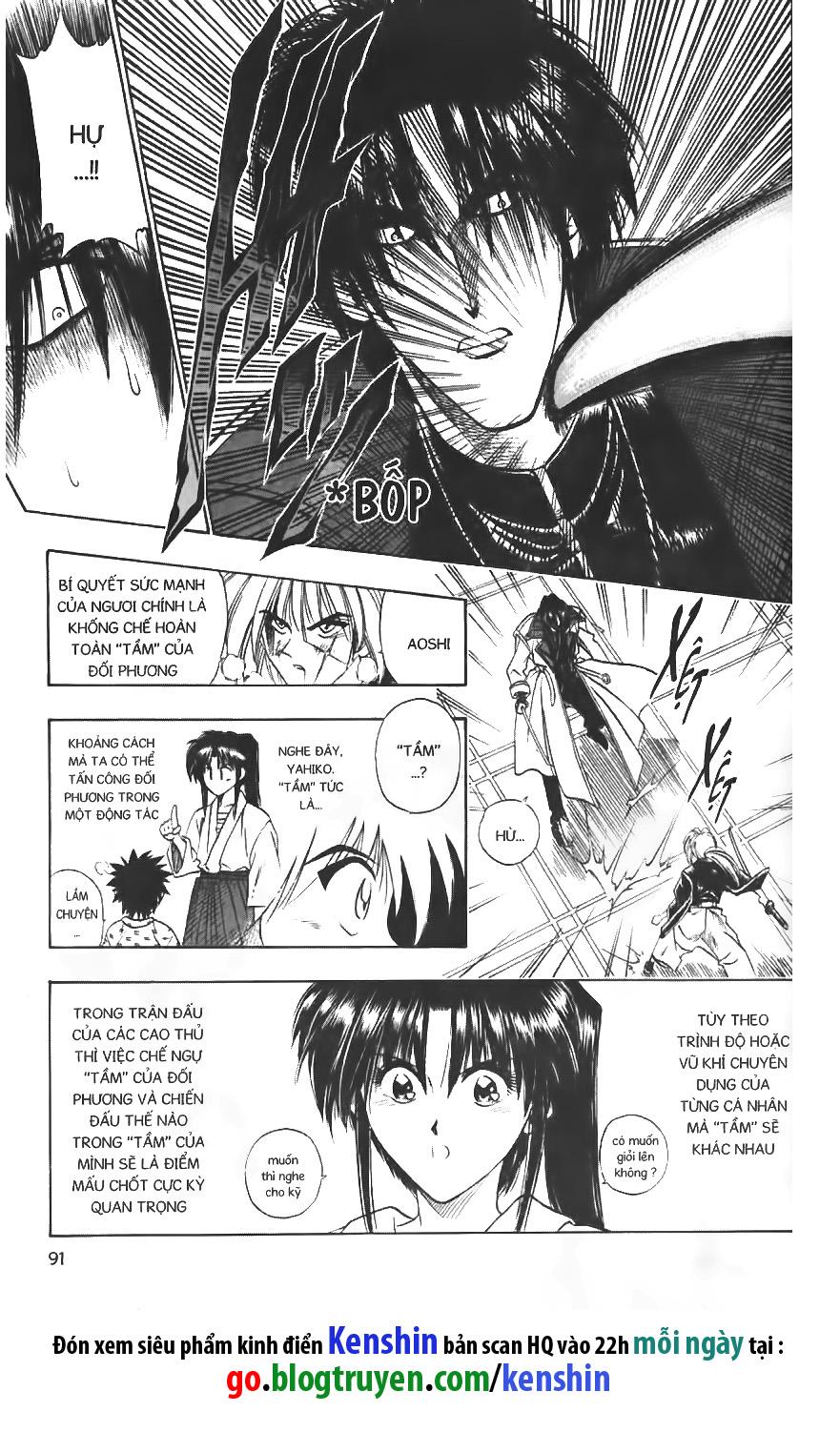 Rurouni Kenshin chap 27 trang 8