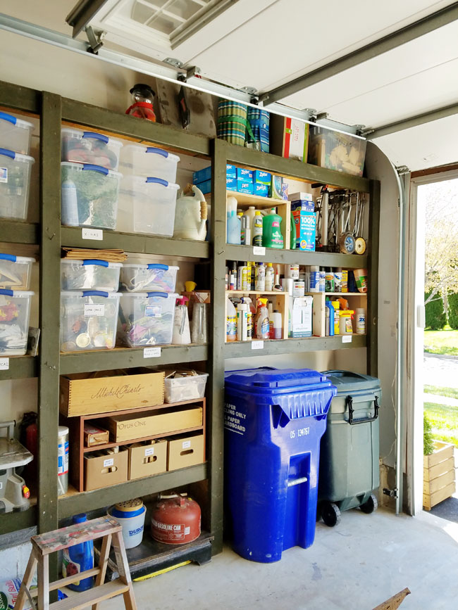garage organization ideas 12 organizing tips and ideas for your garage shelves 30548