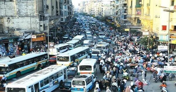 موضوع تعبير عن سلبيات وايجابيات الشارع المصري