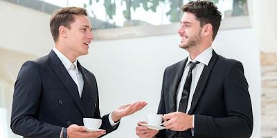 Cara Membuka Percakapan Dengan Orang Asing