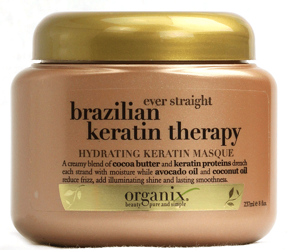 Straight Brazilian Keratin Therapy Hydrating