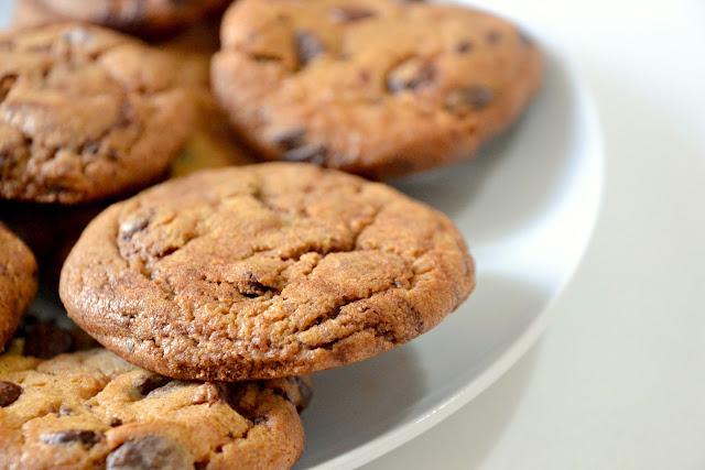 cookies à la créme dessert soignon