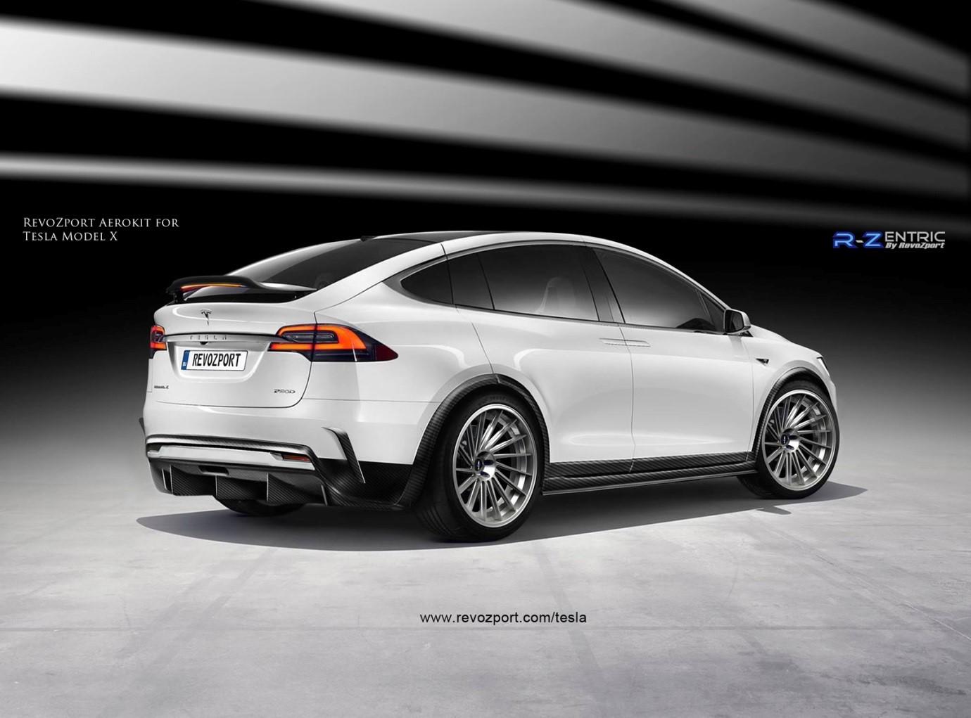 Tesla Model X by RevoZport - MS+ BLOG