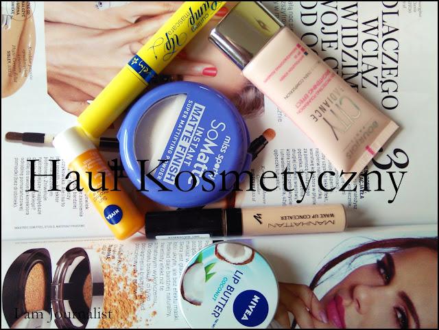 Haul kosmetyczny - promocyjnie i nie tylko