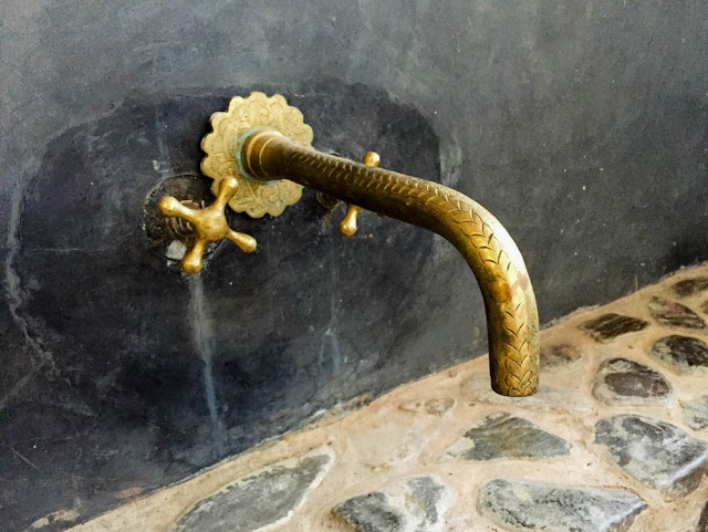 Brass taps