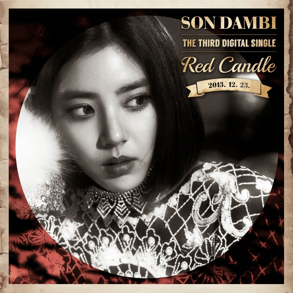 [Single] Son Dam Bi – Red Candle