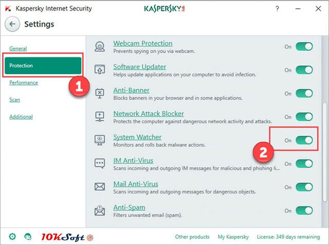 Kaspersky Internet Security 2018 Latest Version Direct Download Link