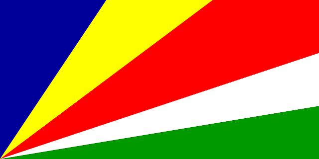Bandera de Seychelles