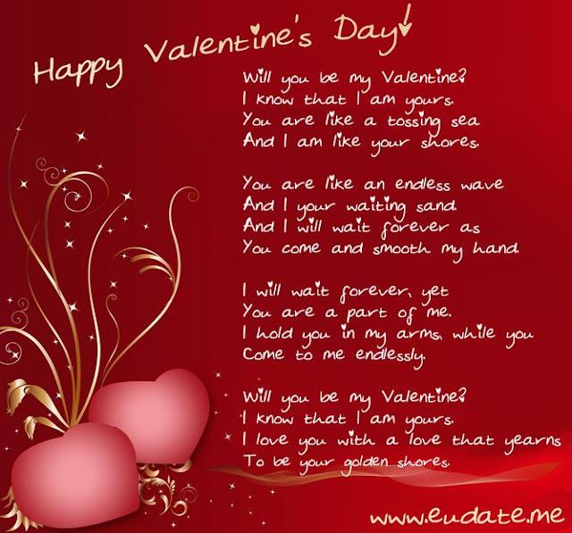 Gambar ucapan selamat Hari Valentine 14 Februari 2019
