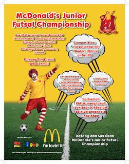 McDonald's Junior Futsal Championship