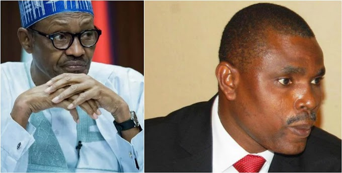 CAN excited as Buhari fires FRC chief