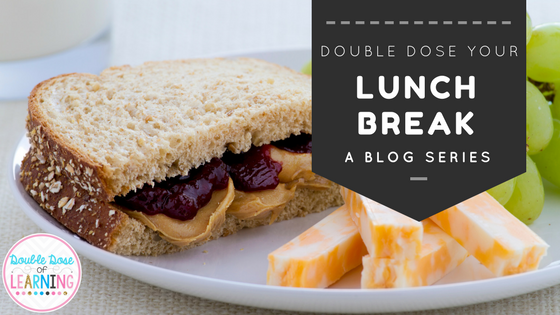 Double dose of learning double dose your lunch break lunch ideas this week were highlighting our second installment of our blogging series double dose your lunch break a couple weeks ago we showed you some easy and forumfinder Choice Image
