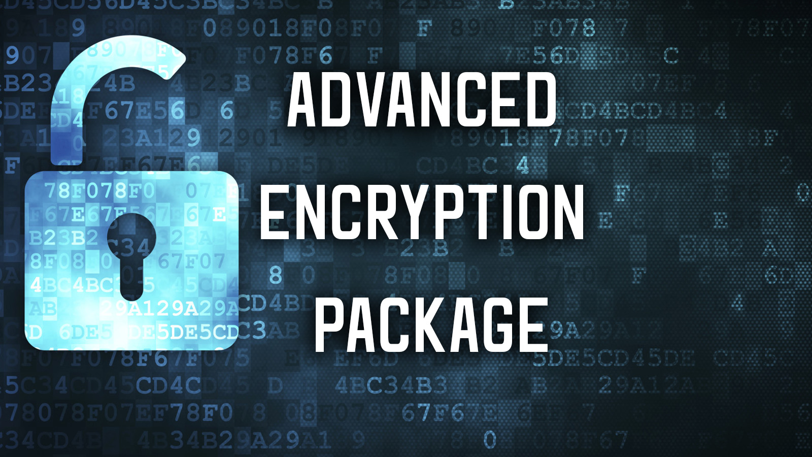 Advanced Encryption Package Security Tool