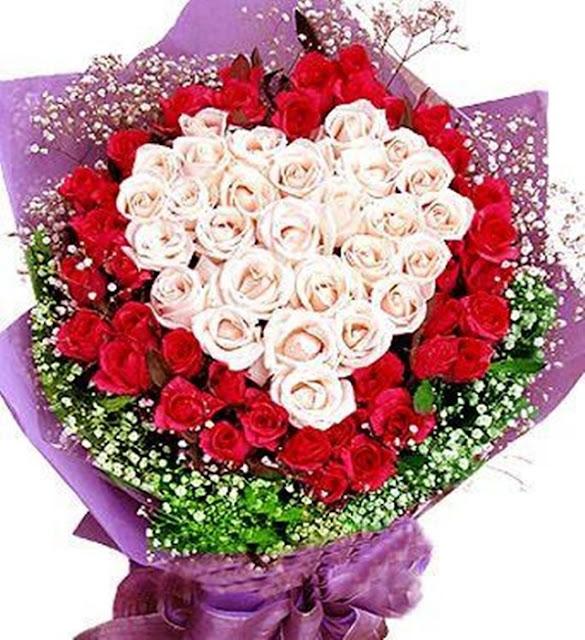 Những bó hoa hồng đẹp dành tặng sinh nhật bạn gái 5